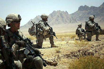US To Send In More Combat Advisers To Afghanistan