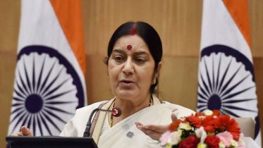 Atmosphere not conducive for Pak-India cricket series: Sushma