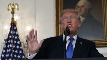 Trump Poised to Increase Sanctions on Iran
