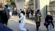 nationwide protests in Iran