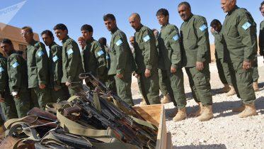 'Terrorist Army' in Syria