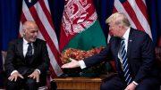 Trump reaffirms Washington's commitment regarding Afghanistan