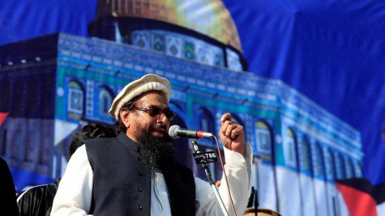Hafiz Saeed visited UK