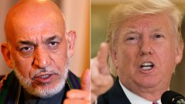 Karzai welcomes President Trump's latest remarks