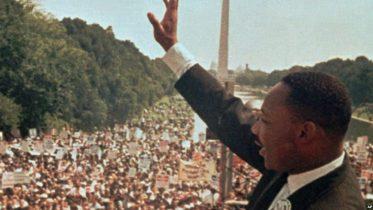 Civil Rights Leader Martin Luther King Jr.
