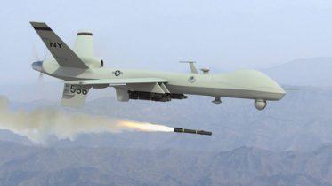 Drone strikes on both sides of Pak-Afghan border