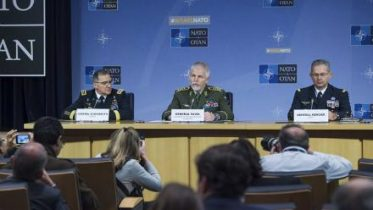 NATO Military Chiefs Discuss Strategic Challenges