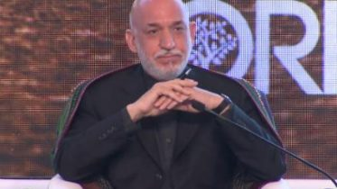 Karzai Backs Russia's Military Support To Pakistan