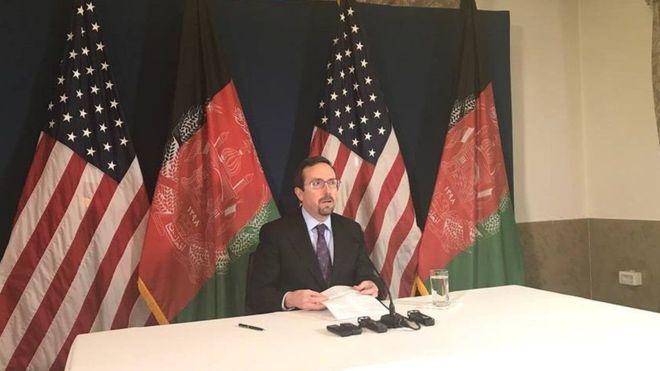 امریکا د افغان سولې په تړاو د مسکو پر وړاندیز 'شکمنه' ده