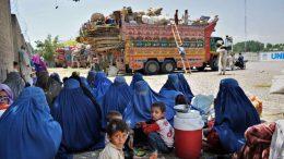 افغان حکومت:پاکستان دې د کډوالو مسله نه سیاسي کوي