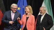 Europe, Iran to discuss nuclear deal Thursday: EU