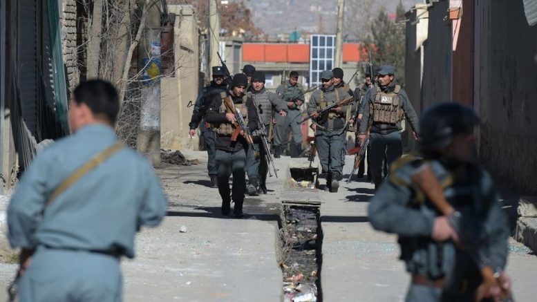 Islamic State cells operate in Kabul