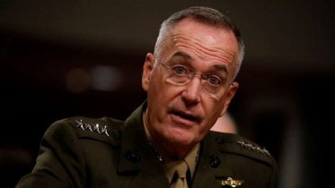 'Not giving up', says top US general as ties with Pakistan worsen
