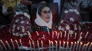 Taliban claim responsibility for killing Pakistan's first female PM Benazir Bhutto