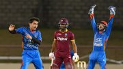 Afghanistan defeats West Indies by 29 runs