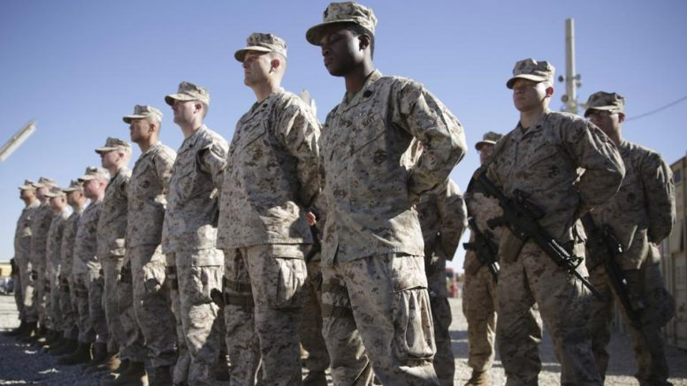 US forces in Afghanistan attack anti-China militants