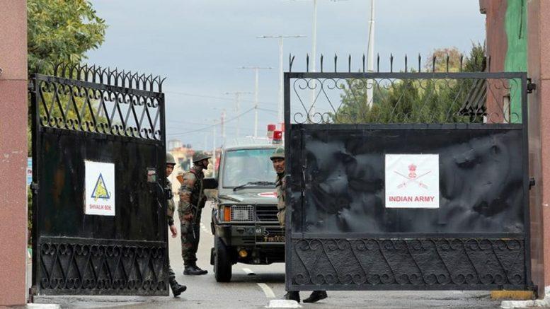 Terror attacks in Jammu: