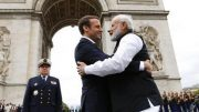 Macron visit: Chinese ambition in the Indian Ocean region is bringing France and India closer