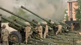 More artillery shells fired on Kunar province from other side of Durand Line