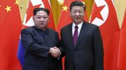 North Korea´s Kim met China´s Xi on first foreign trip