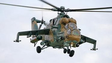 India to supply four Mi-24 gunship helicopters to Afghanistan