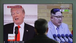 Trump: 'Good Chance' N. Korea's Kim Will 'Do What Is Right'