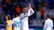 Watch: Cristiano Ronaldo stands with Syrian children, urges them to 'Never give up'