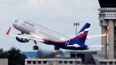 Russia warns UK of reciprocal measures if Aeroflot plane search not explained
