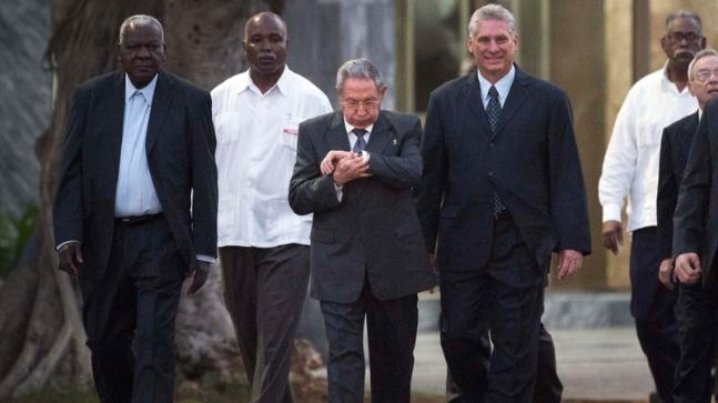 President Raul Castro leaves Cuba with new freedoms, deep problems