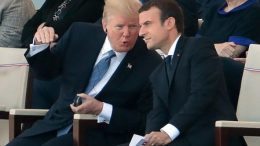 Can Macron's White House visit save the Iran deal?