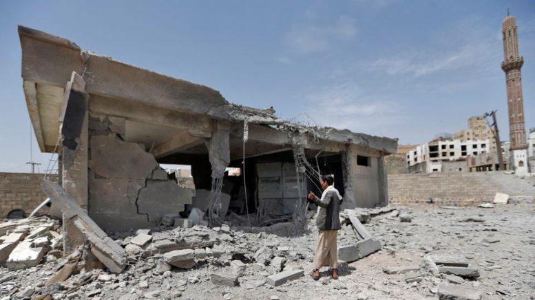 20 killed, 40 injured in air raid on Yemen wedding: Medics