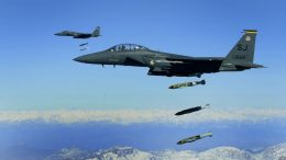 In Afghanistan, Coalition Bombs Falling at Record Pace