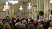 Three members quit Swedish Academy as row splits Nobel-awarding body