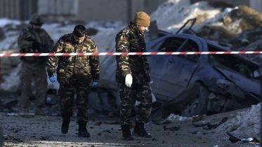 15 killed in hours-long gunbattle after Taliban storm Afghan govt compound