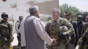 Nicholson vows to main relentless pressure to push Taliban towards peace