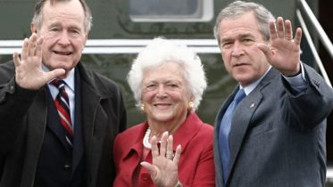 Former US first lady Barbara Bush dead at 92: family