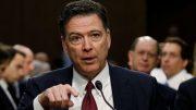 Former FBI chief James Comey says Donald Trump's leadership style 'strikingly similar' to mob boss