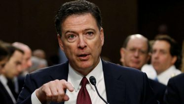 Former FBI chief James Comey says Donald Trump's leadership style 'strikingly similar' to mob boss