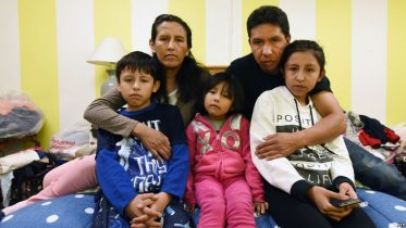 More Undocumented People Find Sanctuary in US Churches