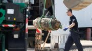 German police defuse 500 kg World War Two bomb in central Berlin