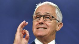 Prime Minister Malcolm Turnbull says Australia will sail in South China Sea
