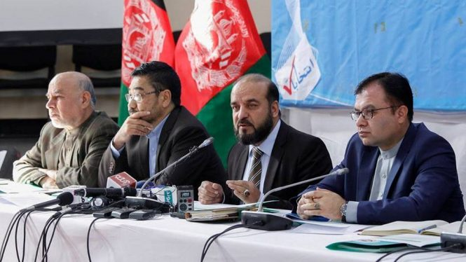 IEC announces final date for Afghan presidential elections